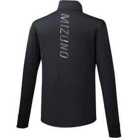 Mizuno Warmalite Half-Zip LS Herre black